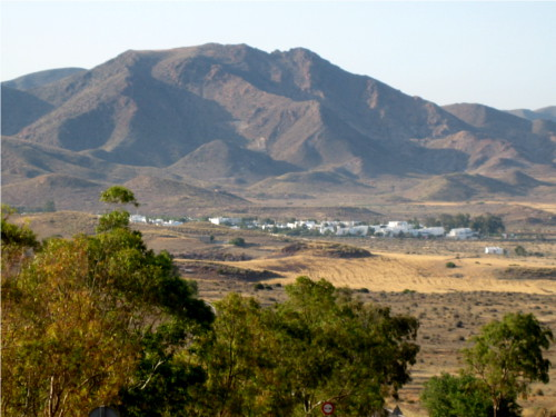 Unterkunft in Rodalquilar