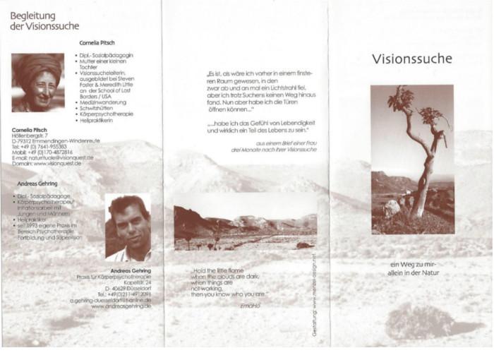 PDF Datei über Visionssuche/ Spanien